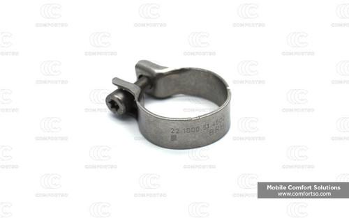 Espar, Webasto Heater 24mm - 28mm Exhaust Clamp