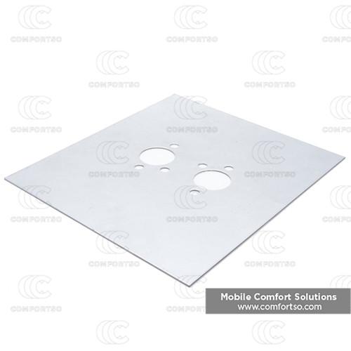 Espar or Webasto flat floor mounting bracket