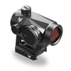 3MOA liberator red dot sight with low profile picatinny mount and anti glare ruby red lens