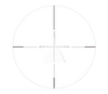 Reticle at 6x Magnification