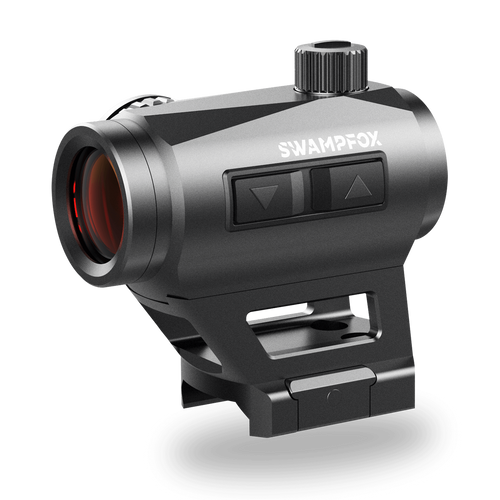 3MOA  liberator red dot sight with Low Profile Picatinny Mount