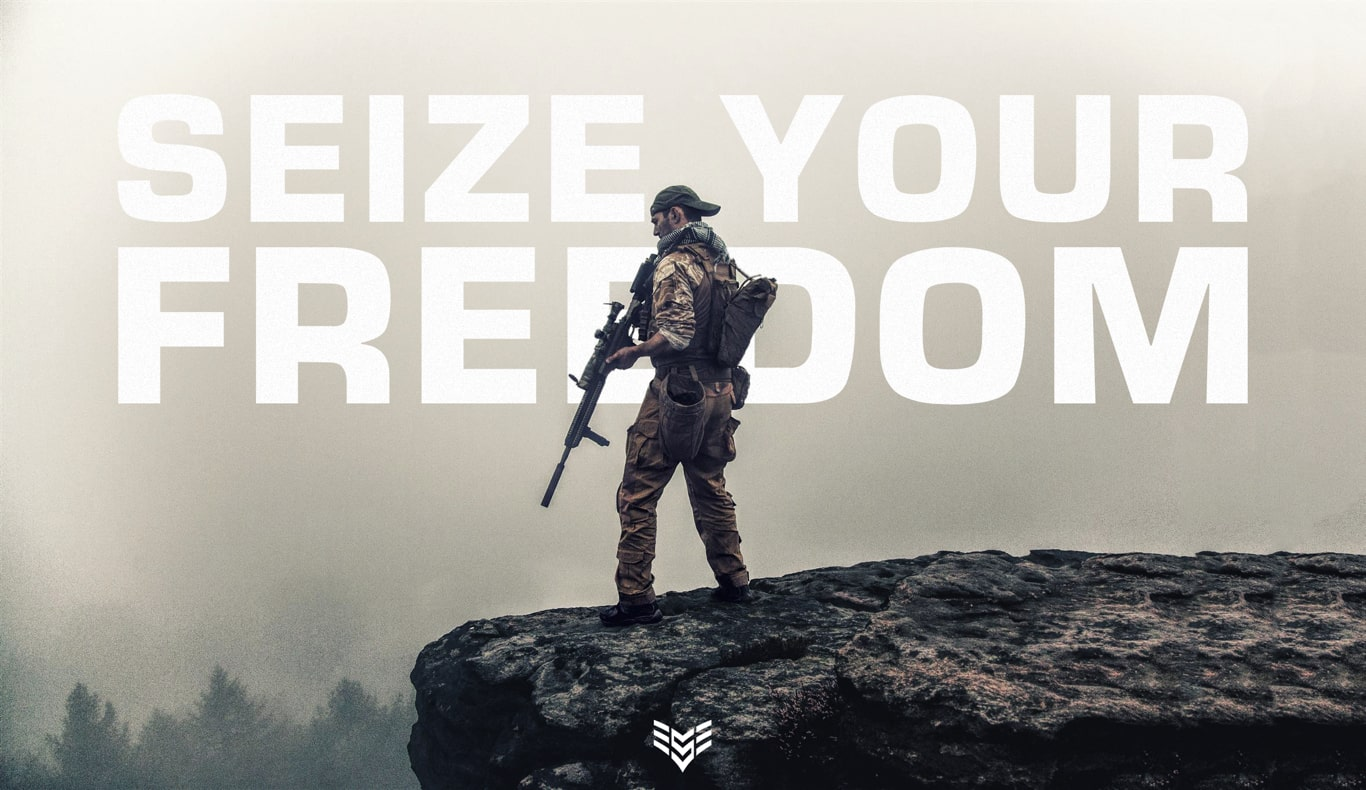 Seize your Freedom