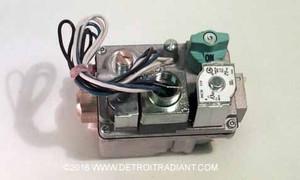 Re-Verber-Ray 36E36-210 24V natural gas valve