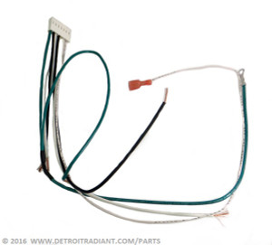 Re-Verber-Ray 120V wire harness