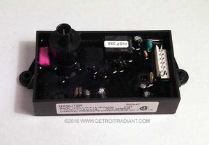 Re-Verber-Ray PH-151 MARK 10DX-117 Circuit Board