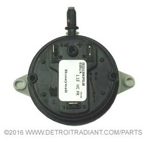 Re-Verber-Ray TP-260G pressure switch