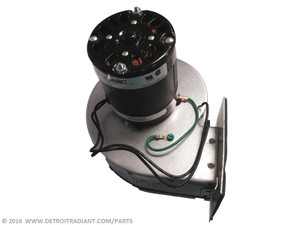 TP-3215 combustion fan assembly