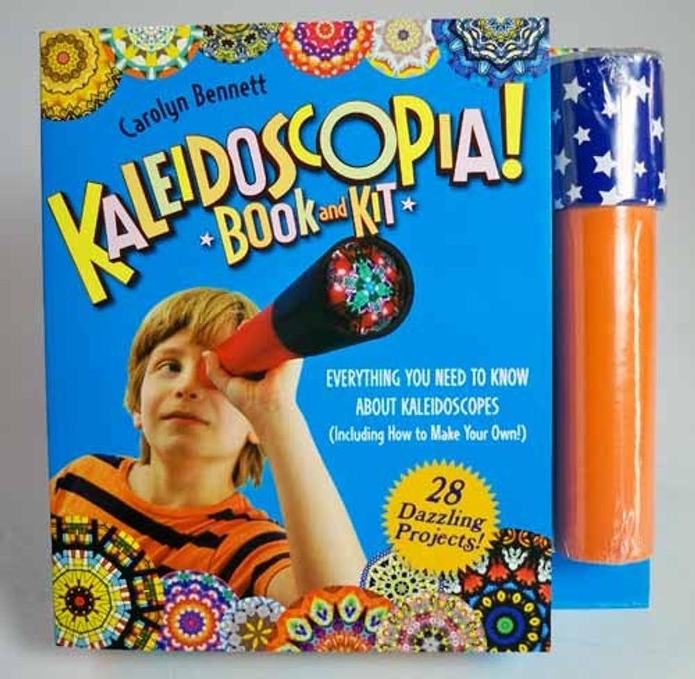 Kaleidoscopia! Book and Kit