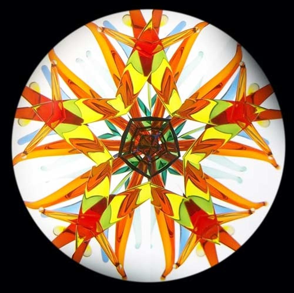 Dry Tumble Kaleidoscope