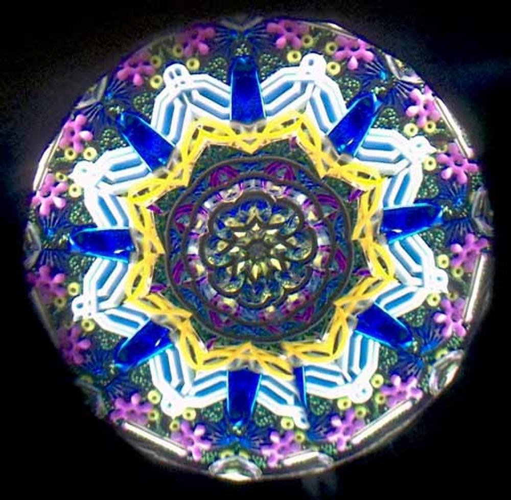 Crystal Earth