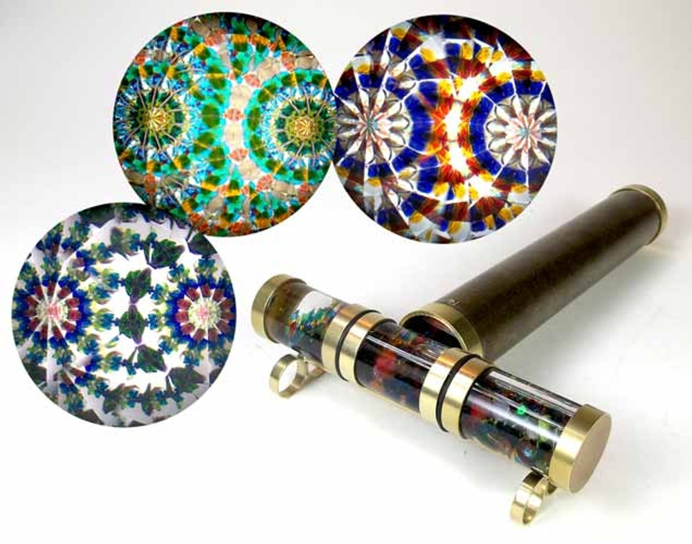 Large Turning Wand Kaleidoscope