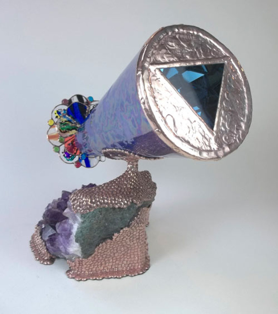 Giant Amethyst Parlor