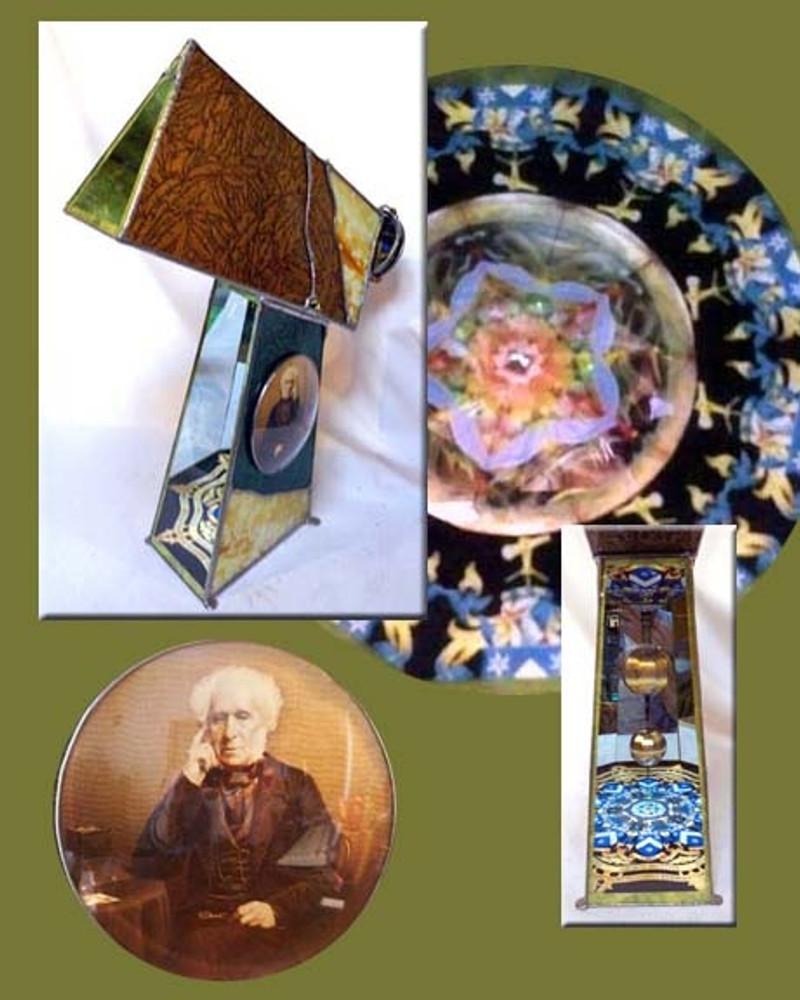 Brewster's Heraldic Shield