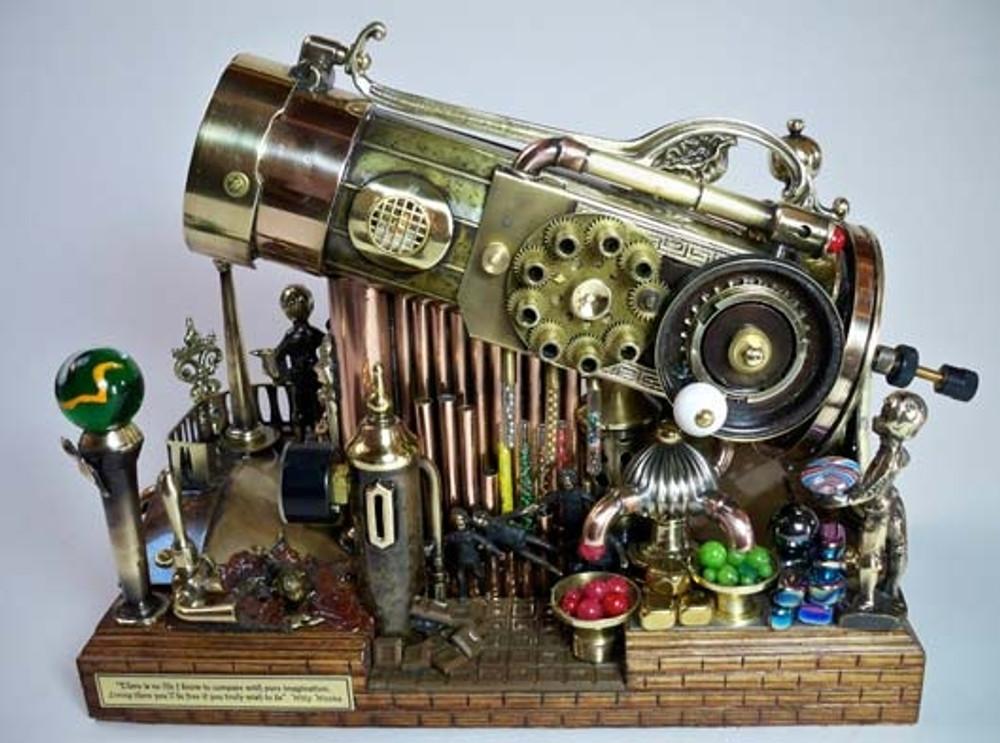 Willy Wonka's (Famous Dark) Chocolate Factory