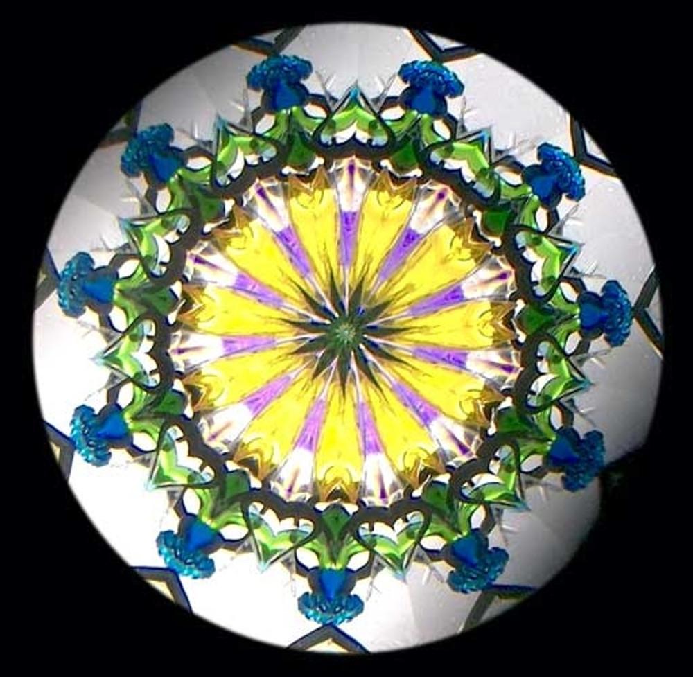 Conuscope III in Blue