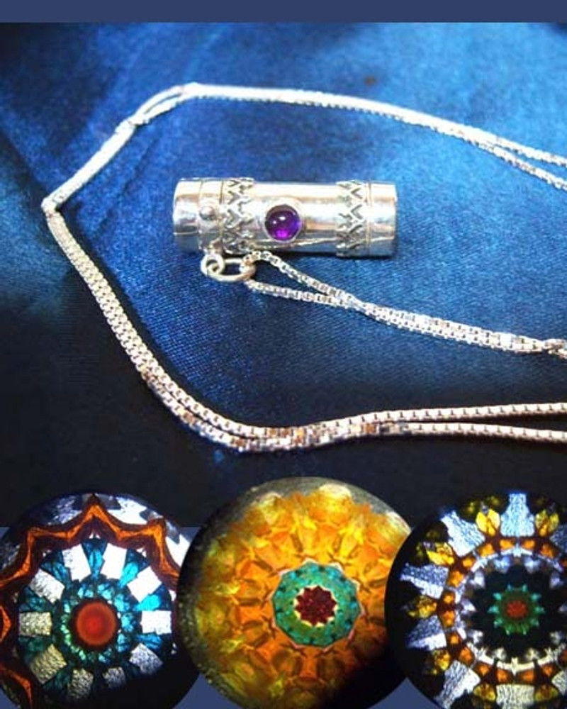 Filagree Scope Necklace