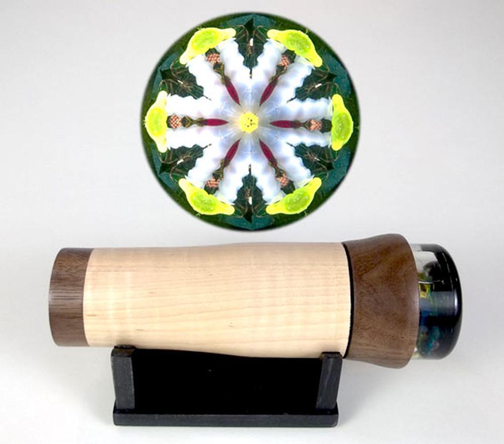 Solid Wood Kaleidoscope in Maple