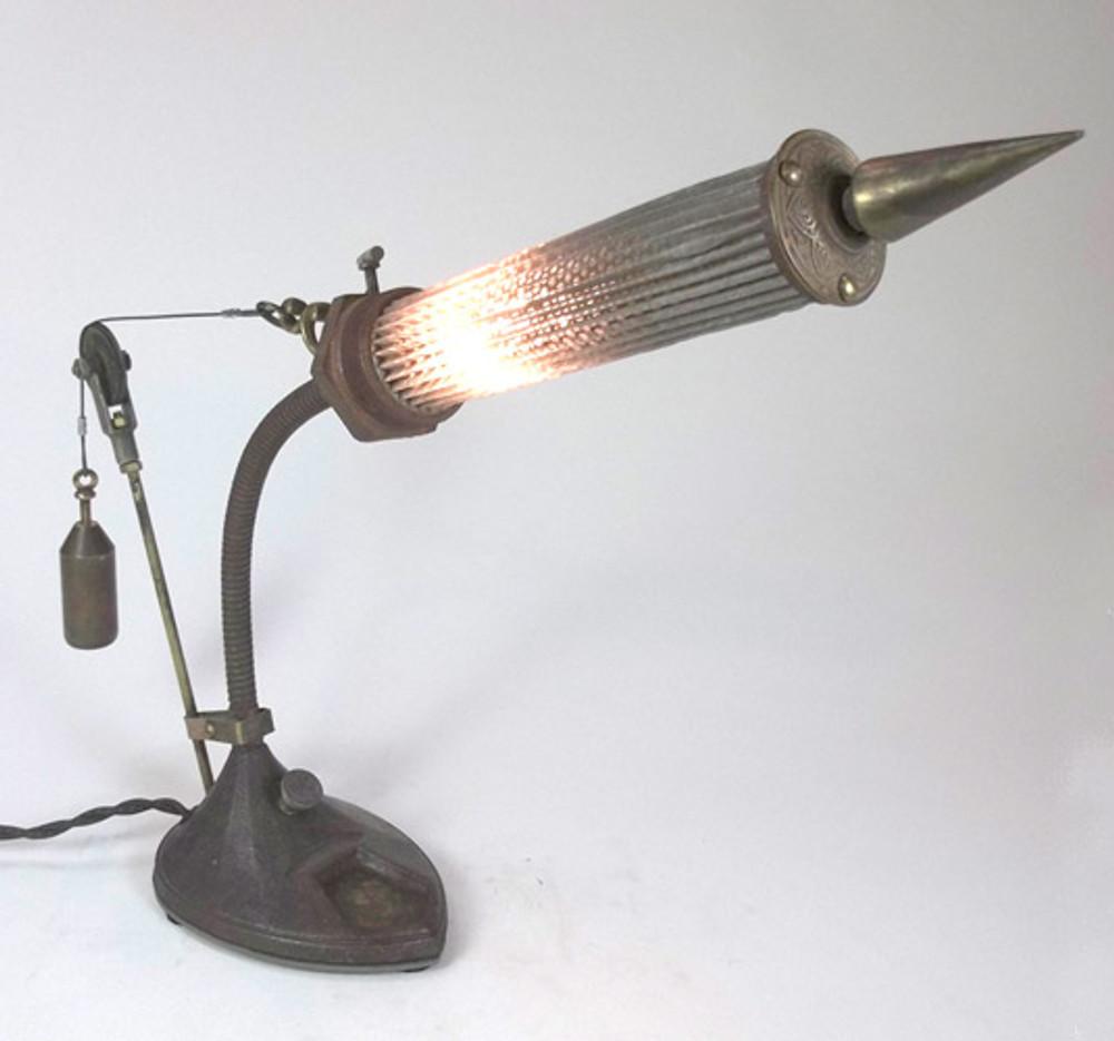 Flash Gordon Lamp