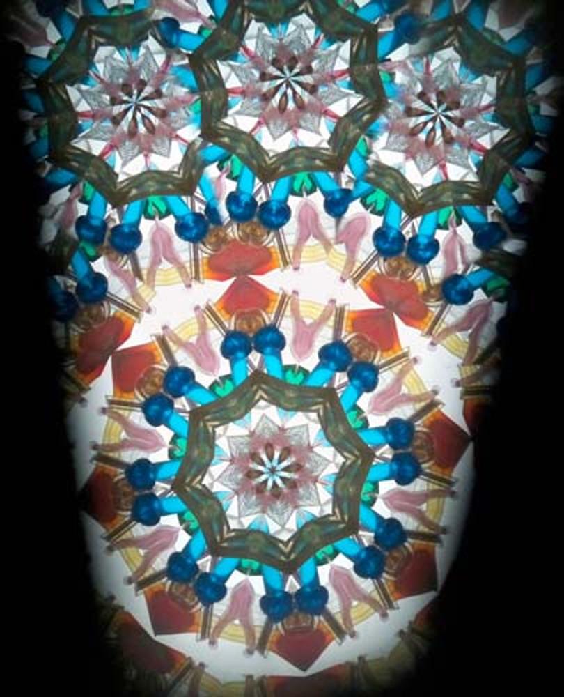 American Parlor Kaleidoscope Series II