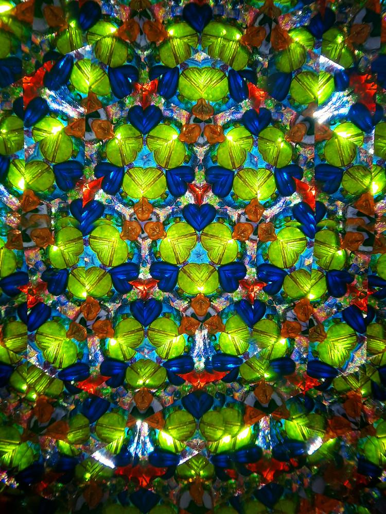 Wheels Kaleidoscope