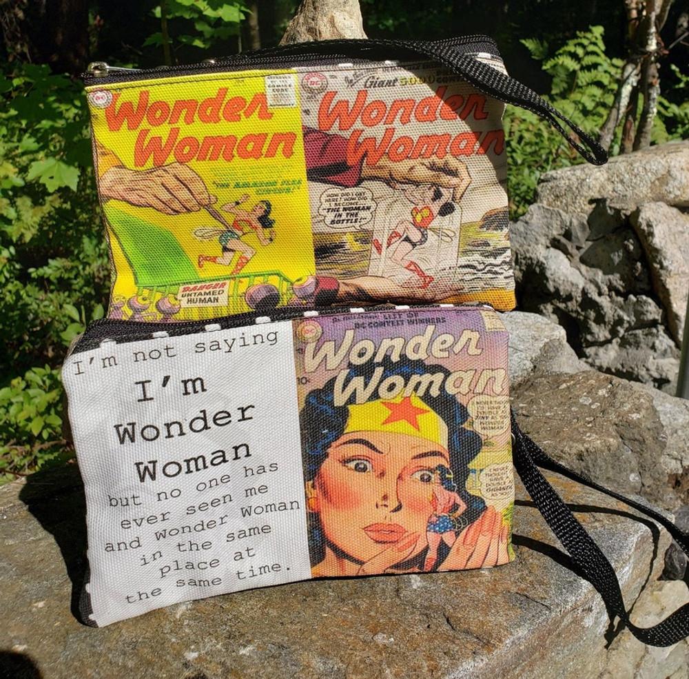 Wonder Woman - Wristlet