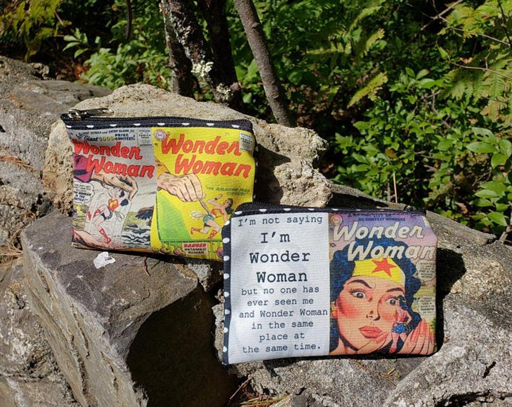 Wonder Woman - Coin Purse