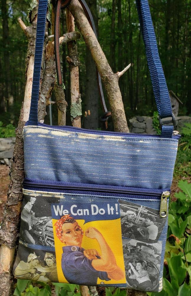 Rosie - Travel/Casino Bag
