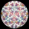 Large Flower Wheel Kaleidoscope