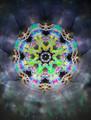 Mandala - Polarized