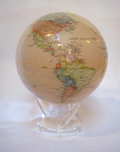 Large Motion Globe