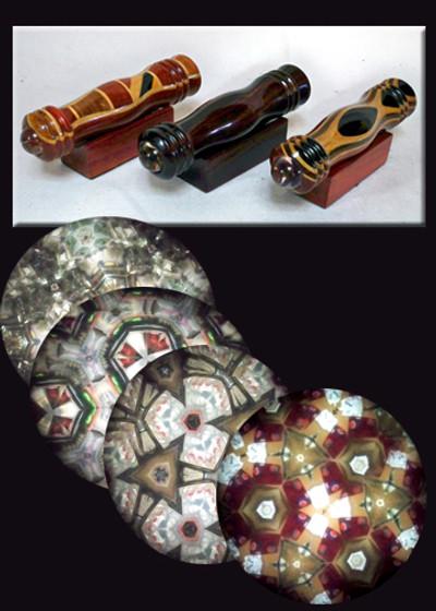 N & J Teleidoscopes Small