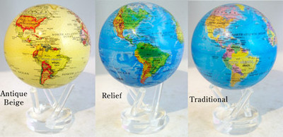 Small Motion Globes