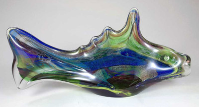 Art Glass Fish #3