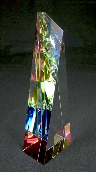 Faceted Triangle