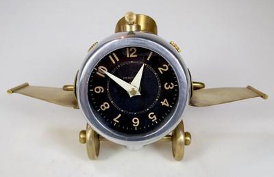 Thunderbolt Table Clock