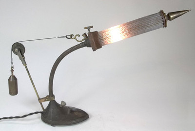 Flash Gordon Lamp