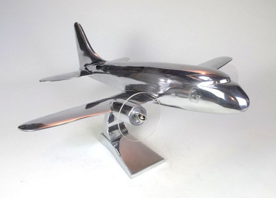 Large DC-3 Authentic Model