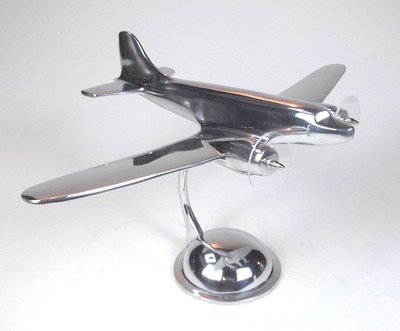 Small DC-3 Authentic Model