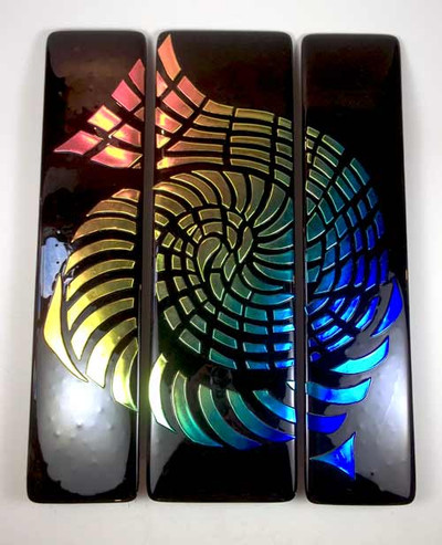 Dichroic Wall Art