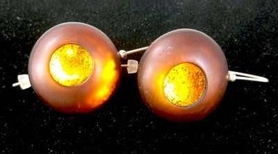 Atomic Orb Series Earrings #2