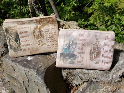 Alice in Wonderland - Coin Purse