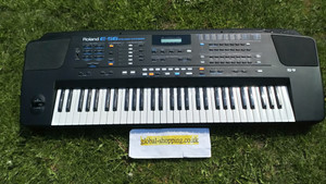 For Sale Roland E-56 e56 intelligent Keyboard not working free world post