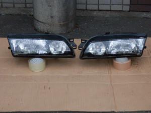 JapanStock  03/08/2019 Nissan genuine BNR32 N1 type headlight lens degree ? ? GTR GT-R nismo Nismo N1 light R32 R32 NO11