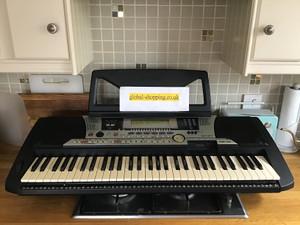 For Sale VGC Yamaha psr-550 psr550 keyboard free world shipping
