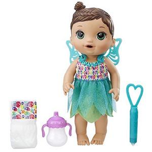 Baby Alive Face Paint Fairy (Brunette)