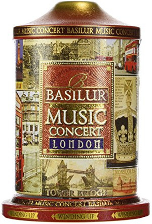 Basilur Tea Personal Collection Music Concert London Loose Tea 100 g