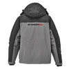 Striker Ice - Men's HardWater Jacket - Gray / Black