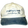 FISH307.com Lake George NY Ball Cap / Hat