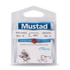 Mustad Signature Dry Fly Hook (R30NP-BR)