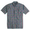 Dri Duck Hometown Plaid Short Sleeve Shirt